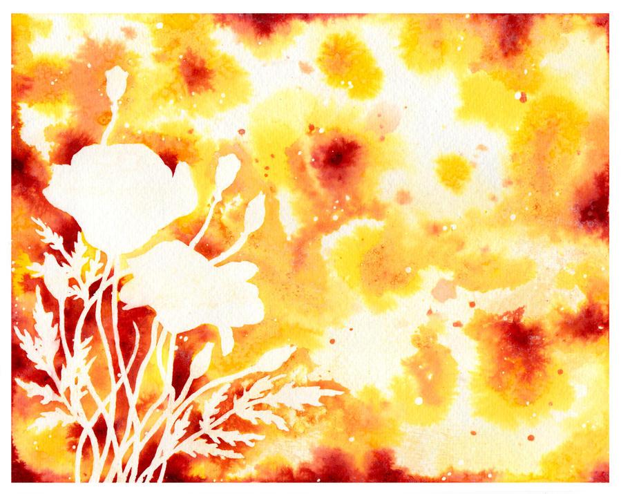 poppy by x-Haru-x