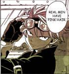 Edo Natsu: Real Men