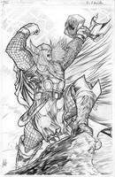 Thor by ElvinHernandez