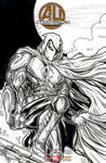 Moon Knight Sketch Cover
