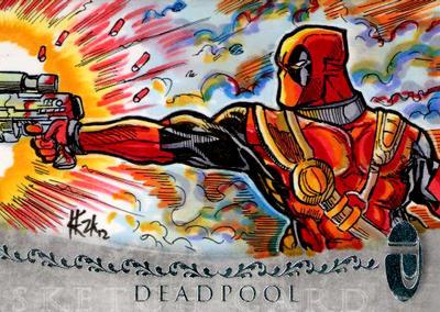 Marvel Premier Deadpool