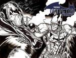 Arkham Knight Batman Black and White001lowres