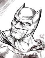 Batman vS by ElvinHernandez