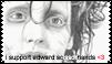 I Support Edward Scissorhands by xxBAMARGERAxx