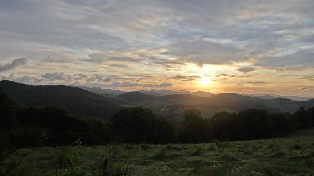 Sunrise by samshull