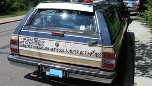 1989 Buick Electra Estate Wagon 2