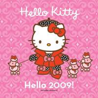 Hello Kitty says Hello to 2009 by HelloKittysFanClub