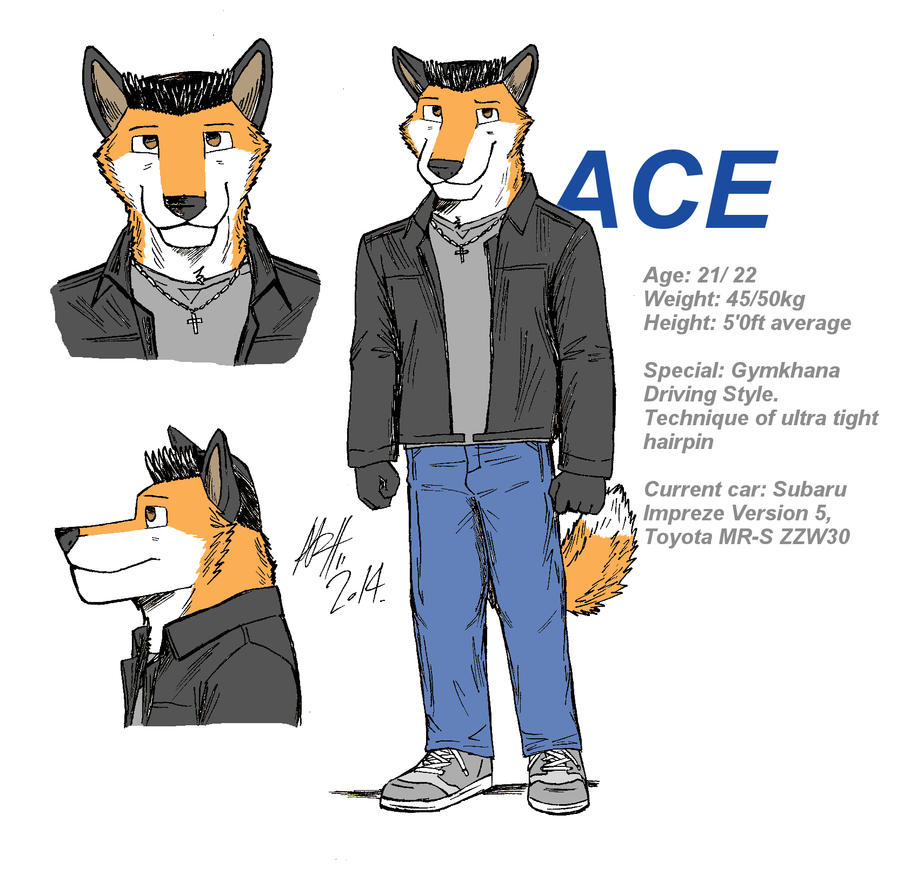 ACE ( Alternate Form ) Ref Sheet by topgae86turbo