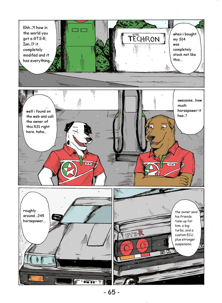 TopGear chapter 2 page 65 by topgae86turbo
