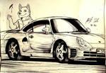 Porsche 595