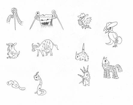 And Even More Mexican Fakemon