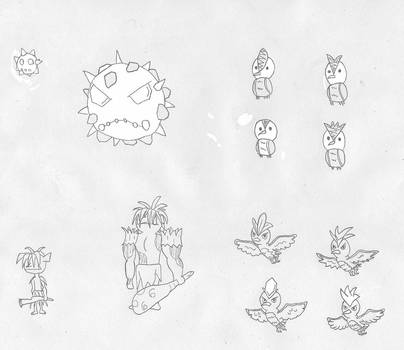 Much More Mexican FakeMon