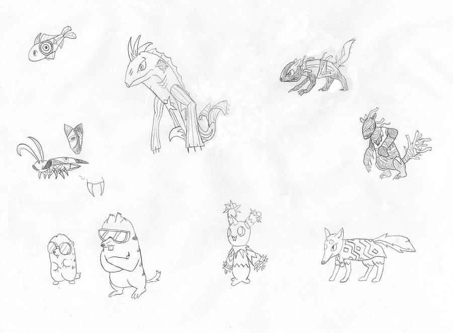 Lots More Mexican FakeMon
