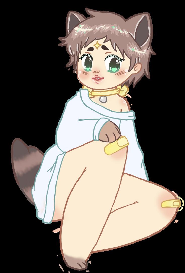 Cutie Biscuit Boy by Boomsaint