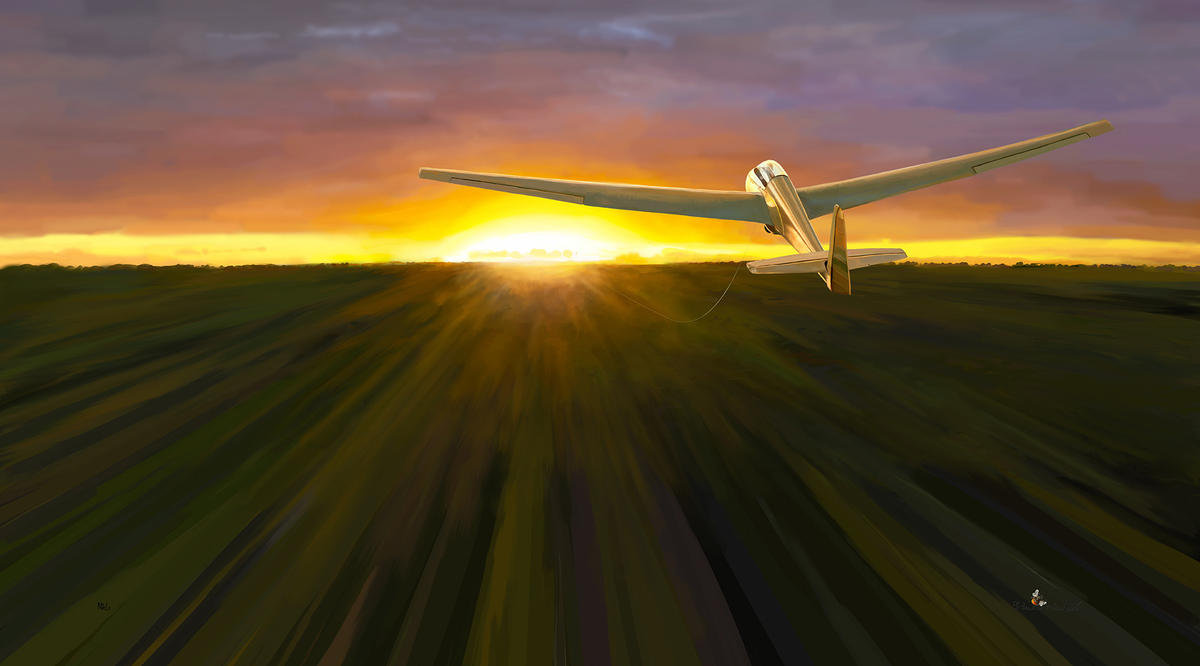 Late winch start by NLS61