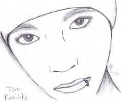 +Tom Kaulitz+ by Shadow-rulz