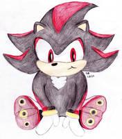 Baby Shadow the Hedgehog by Shadow-rulz