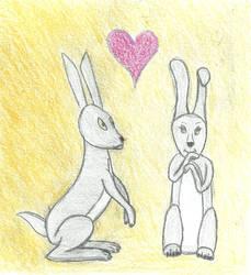 Zajaczki by Gash-ren