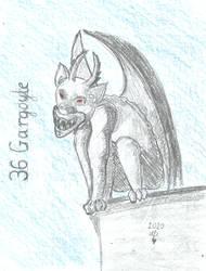 36. Gargoyle