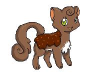 Pixel practice : Cupcake Kitteh by CoffeeSorbet