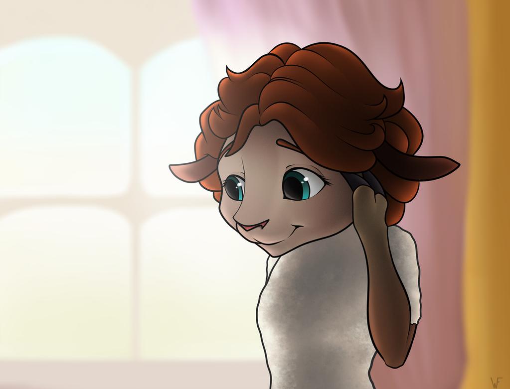 Lyra by Wulfruna