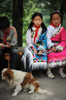 China kids 2