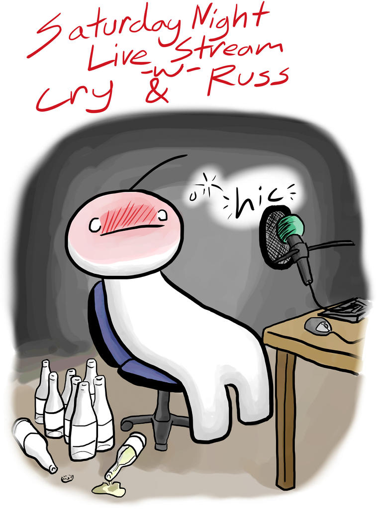 Saturday Night Live with Cry and Russ by yuyuhaio on ...