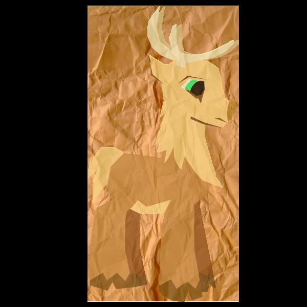 An Elk-ish Deer