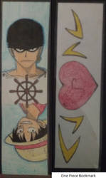 Anime Bookmark 1 [FOR SALE]