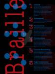 Braille Inforgaphic Poster