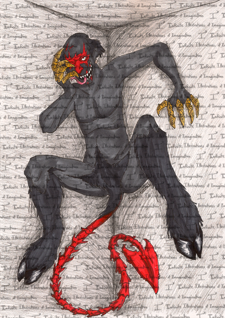 Insidious Demon Drawing Insidious demon drawingInsidious Demon Drawing