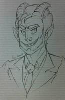Hot Old Dad Demon by I3-byUsagi