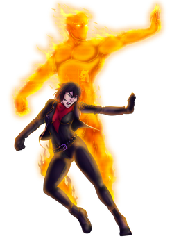 [$Commission] Fire Fighter