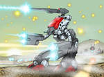 Zentradi Attack