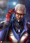Soldier 76 by.SDWHiME