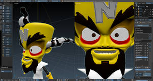 NSane Trilogy Neo Cortex Progress