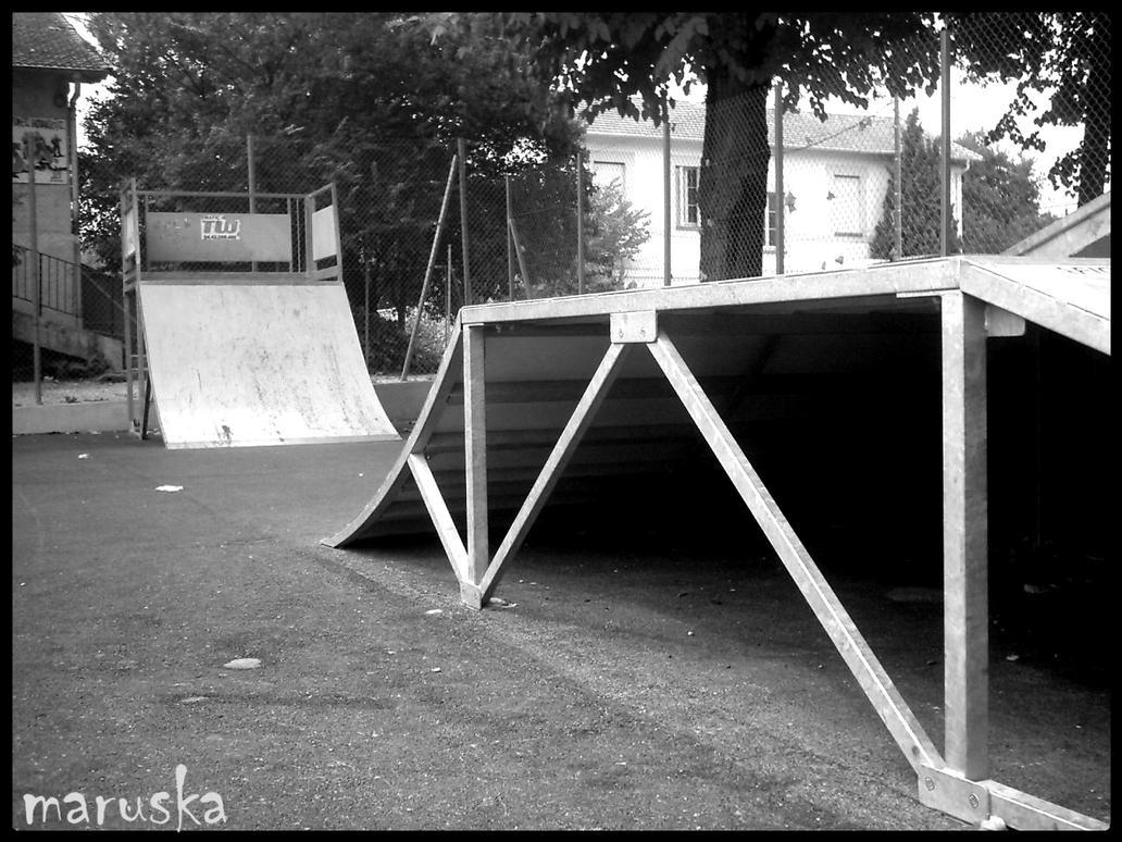 Skate park by itakomaru