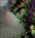 Into the MB Cavern_Anaglyph by jucarbi
