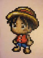 Chibi Luffy by MakuTechInd