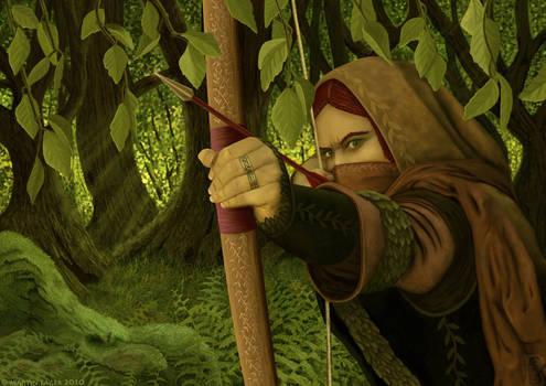 Hobbit Archer