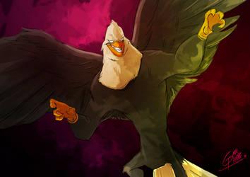 Aguila by Gianpierre