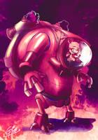 Robot - C1 by Gianpierre
