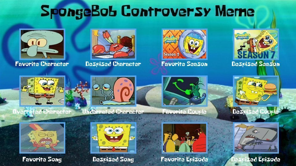 from Major sponge bob square pants gay controversy