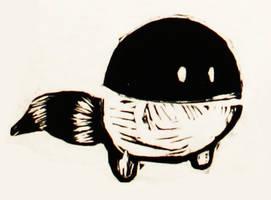 Raccoon-pants