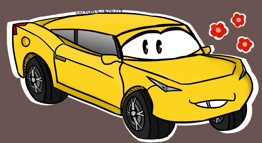 Cars 3 Countdown Cruz Ramirez By Autotooned On Deviantart