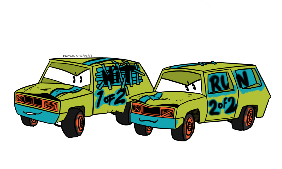 Hit And Run Cars  Diecast