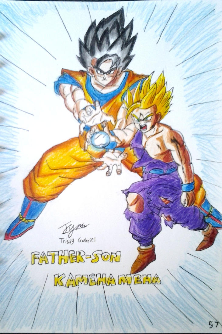 High Quality Family Kamehameha Wallpapers | Full HD Pictures