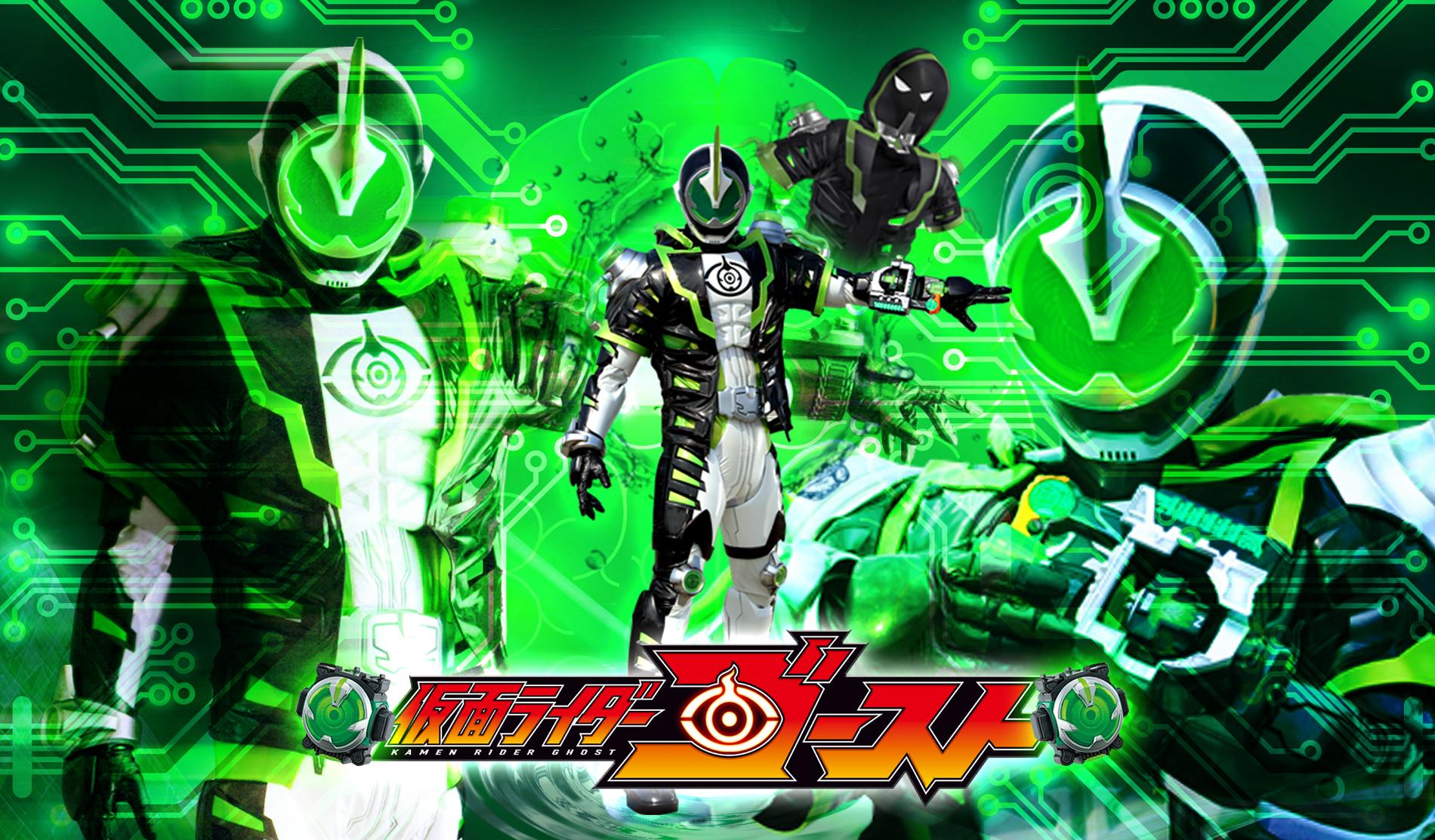 Kamen Rider Necrom: Kamen Rider Necrom ( Nekuromu ) Wallpaper By Malecoc On