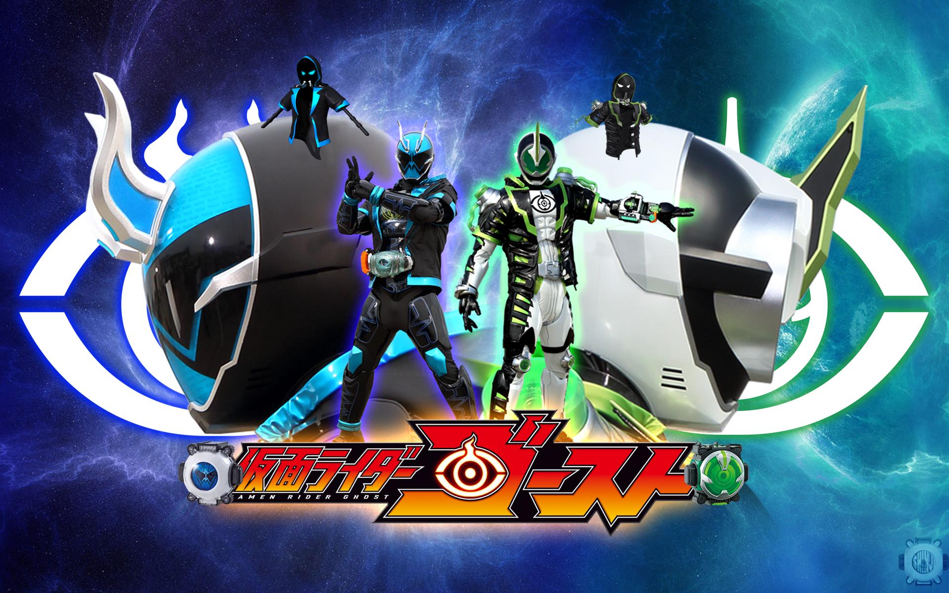 Kamen Rider Necrom: Kamen Rider Specter ( Spectre ) X Necrom Wallpaper By