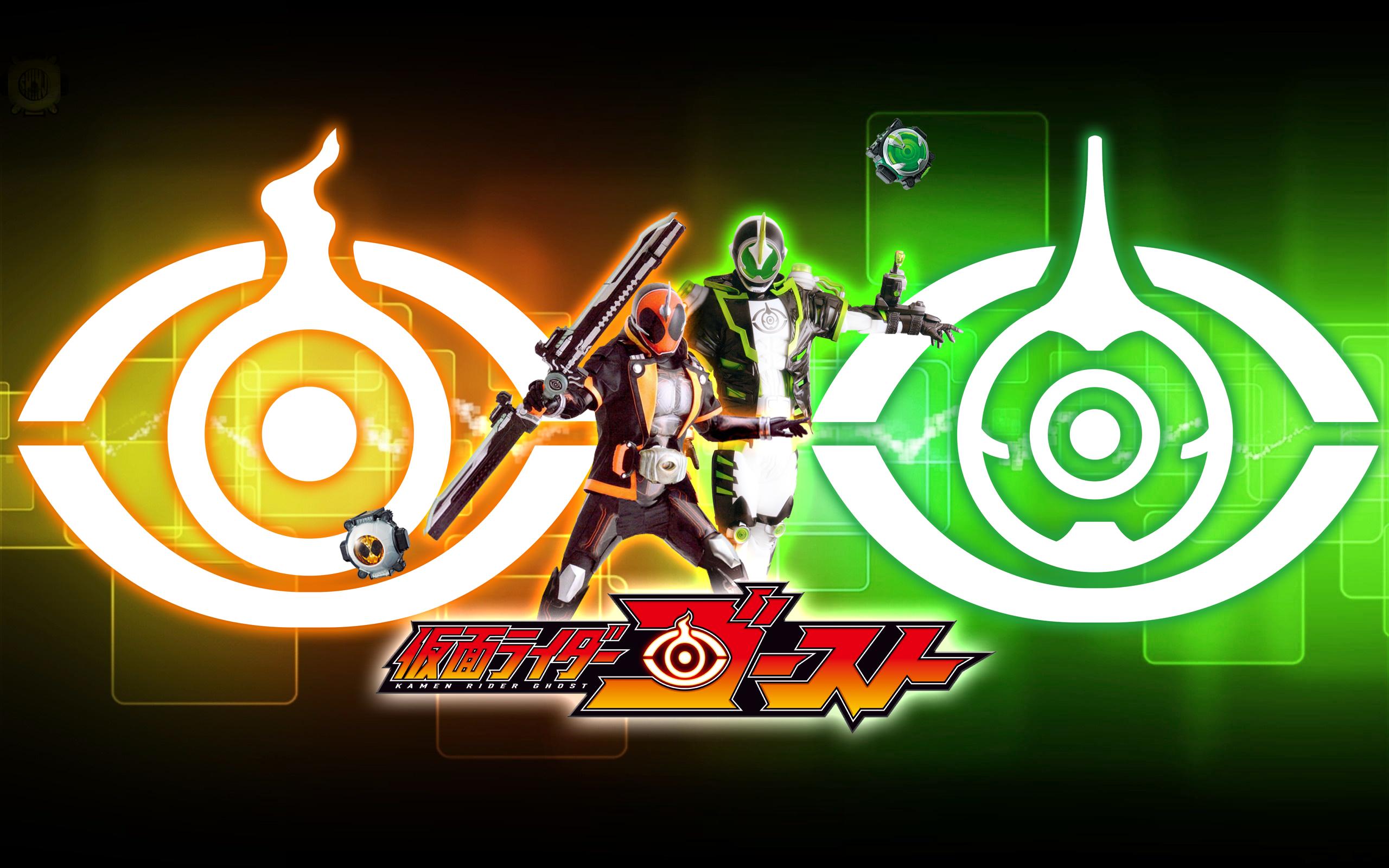 Kamen Rider Necrom: Kamen Rider Ghost X Necrom Wallpaper By Malecoc On DeviantArt